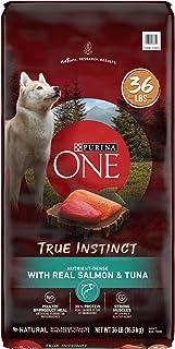Purina ONE SmartBlend True Instinct Natural Adult Dry Dog Food & Wet Dog Food