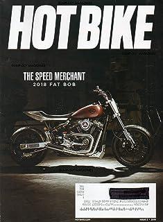 "Greg Lutzka's Never-Ending Obsession RACE TECH'S IN-HOUSE ENGINE-MACHINING PROGRAM Hot Bike Speed Merchant's Brandon ""Brawny: Holstien SPEED MERCHANT'S 2018 FAT BOB, BAGGER: HARLEY ROAD GLIDE SPECIAL"