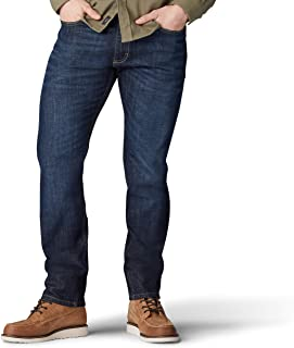 Lee Uniforms Men's Slim Fit Tapered Leg Jean