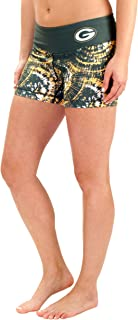 Green Bay Packers Thematic Print Bootie Short Small