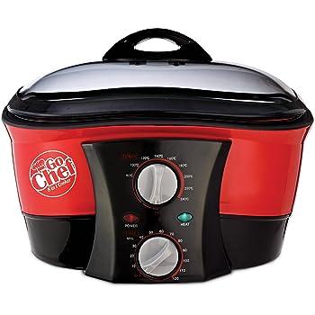 JML Robot de Cocina 8 en 1 V0740 Go Chef, 1500 W, Rojo, Talla única: Amazon.es