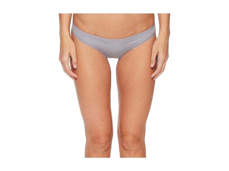 Smartwool Merino 150 Pattern Bikini (Dark Pebble Gray) Women