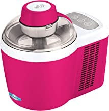 Maxi-Matic EIM-700BR Pint Ice Makers, 1.5, Berry
