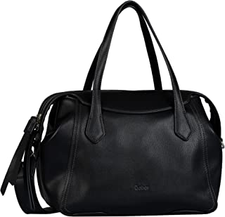 Gabor Damen Camille Shopper, Black, Zip L
