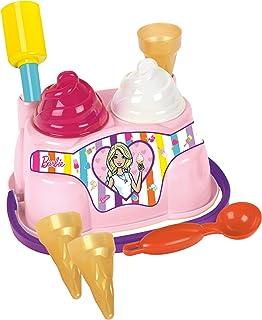 Theo Klein 2252 Barbie stojak na lód, zabawka, zabawka