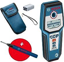 Bosch Professional Wallscanner GMS 120 (marker voor boorgaten, max. detectiediepte hout/ferrometaal/non-ferrometaal/spanni...