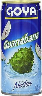 Best guanabana juice goya Reviews