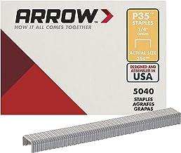 Arrow A354 nietjes, zilver, 6 mm