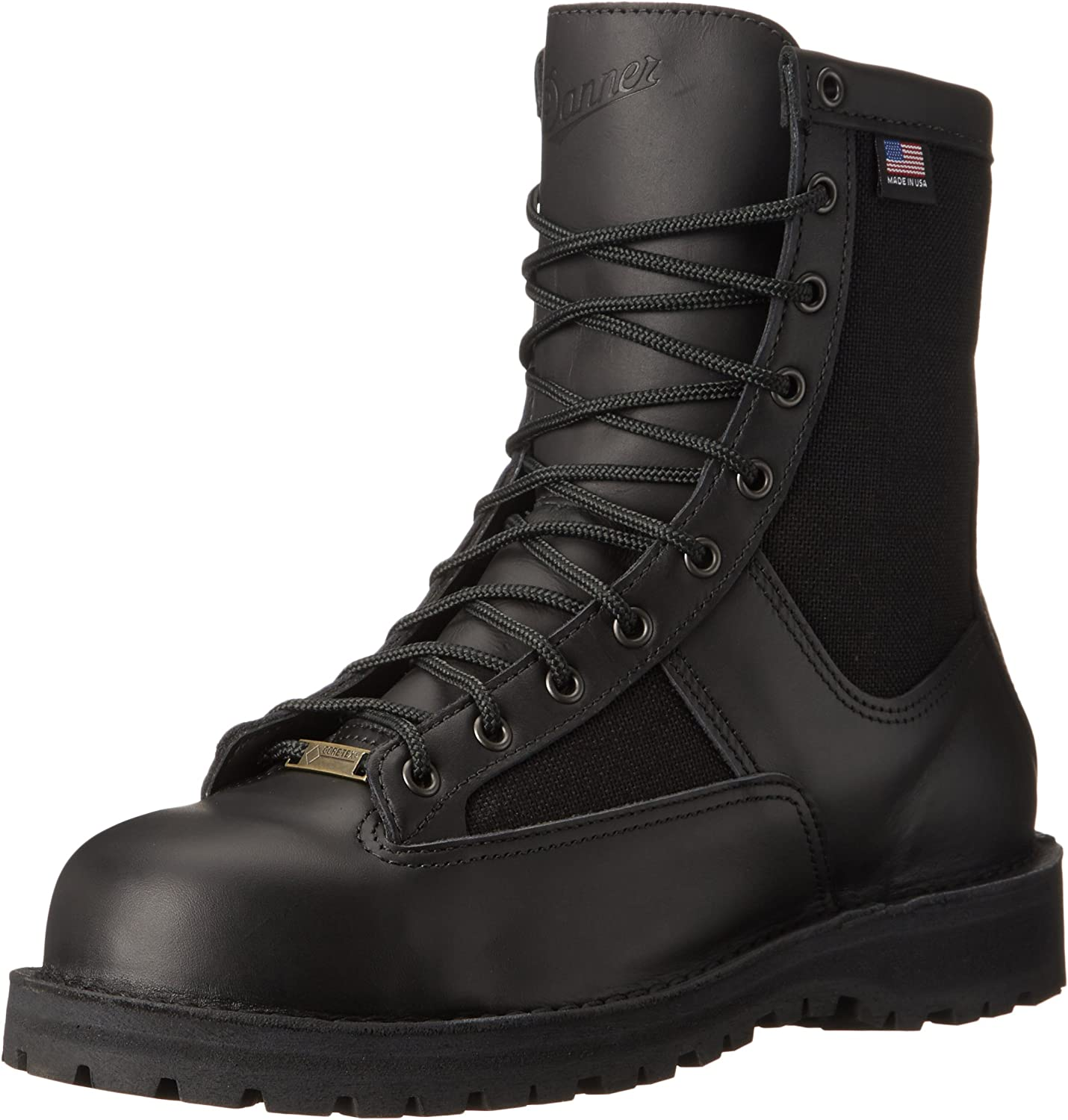 Danner Men's Acadia 8  Non-Metallic Safety Toe Boot