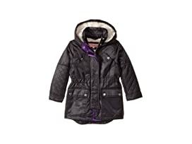 da2b86a212d1 Urban Republic Kids Poly-Twill Anorak with Quilted Lining (Toddler ...