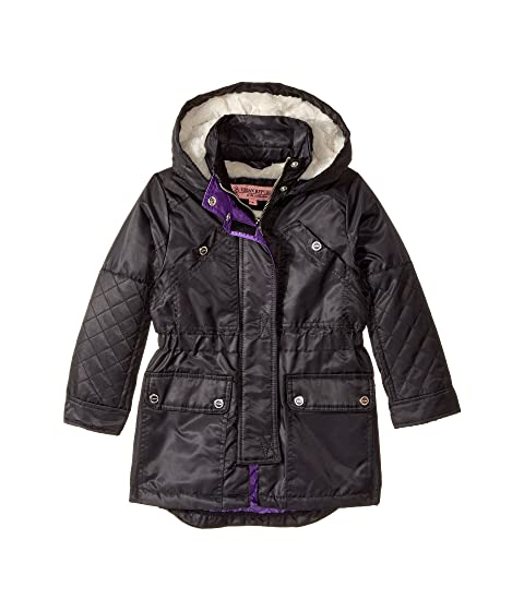 00602738ea45 Urban Republic Kids Poly-Twill Anorak with Quilted Lining (Little ...
