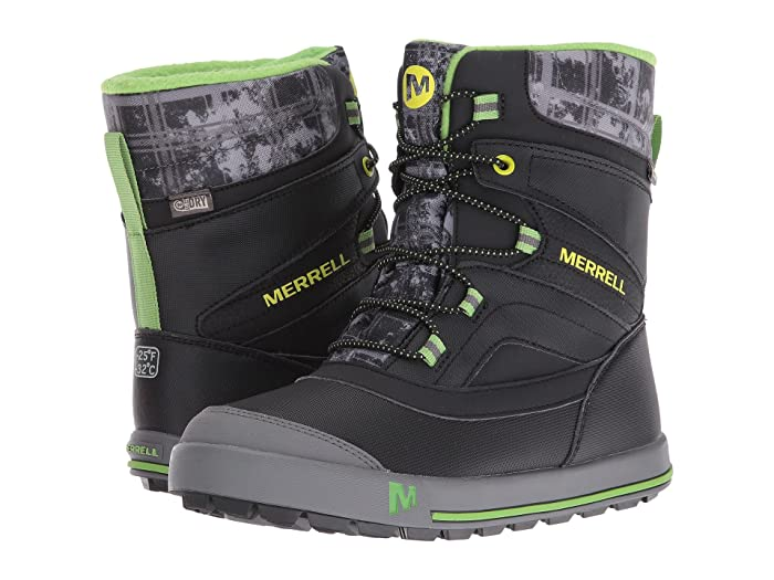 f708f25570a1b Merrell Kids Snow Bank 2.0 Waterproof (Big Kid) | Zappos.com