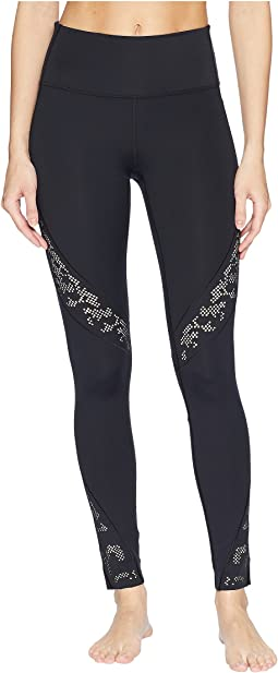 Misty Copeland Signature Perforated Lace Leggings