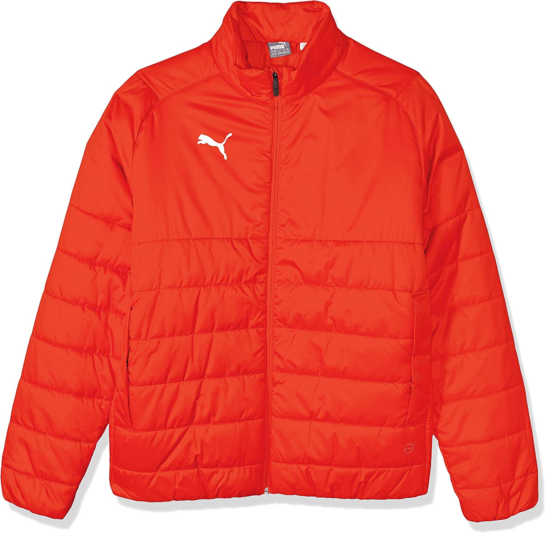 PUMA Men's Liga Casuals Padded Max Fashion 66% OFF Jacket