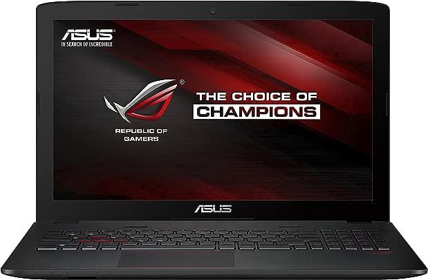Asus ROG GL552VW-CN445T nbsp  39 62 cm  15 6 Zoll Full HD  Laptop  Intel Core i7 6700HQ  16GB RAM  1TB HDD  256GB SSD  NVIDIA GTX 960M 4GB  Windows 10 Home  grau