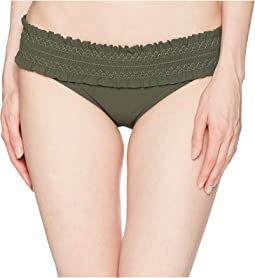 Tory Burch Swimwear Costa Hipster Bottoms