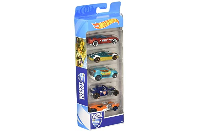 e2803e78161d1 Amazon.com: Hot Wheels 5 Car Gift Pack (Styles May Vary): Toys & Games
