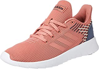 adidas Asweerun Women's Road Running Shoes, Pink