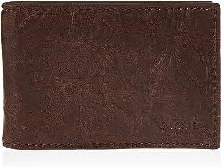 Fossil Ingram Rfid Bifold Leather Wallet