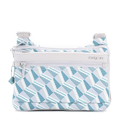 Hedgren Sally RFID Crossbody with Safety Hook (Sailor Print) Cross Body Handbags