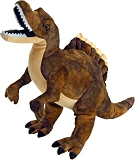 Wild Republic Spinosaurus Plush, Stuffed Animal, Plush Toy, Gifts for Kids, Dinosauria 19 Inches