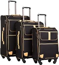 Best luxury suitcase sets Reviews