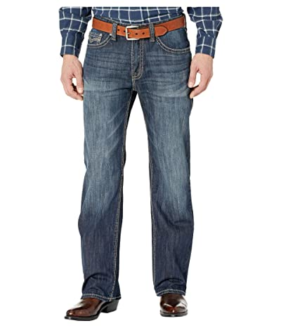 Rock and Roll Cowboy Reflex Double Barrel in Dark Wash M0S4215 (Dark Wash) Men