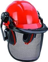 Originele Einhell Veiligheidshelm BG-SH1 / GHS E-FP1 (52-66 cm hoofdomtrek van de helm, instelbare gehoorbescherming)