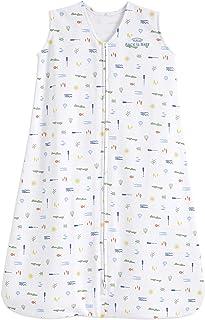 HALO Sleepsack 100% Cotton Wearable Blanket, Lakeside, Small