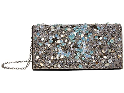 Jessica McClintock Chloe (Navy) Clutch Handbags
