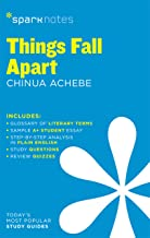 Things Fall Apart SparkNotes Literature Guide (SparkNotes Literature Guide Series Book 61)