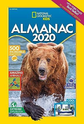 National Geographic Kids Almanac 2020