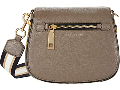 Marc Jacobs Small Nomad Crossbody (Loam Soil) Handbags