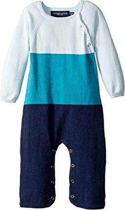 Toobydoo - Color Block Jumpsuit (Infant)