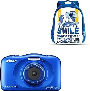Nikon Coolpix W 150 - Cámara Digital compacta de 13.2 MP (Pantalla LCD de 3 Video Full HD Impermeable estabilizador óp...