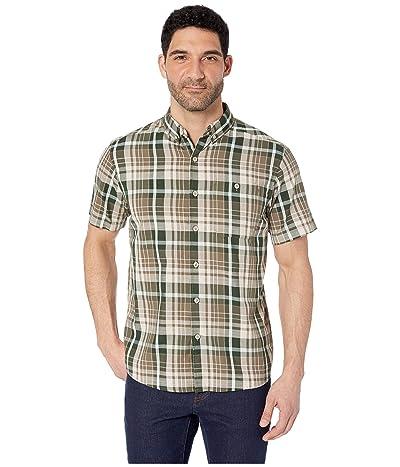 Mountain Hardwear Minorcatm Short Sleeve Shirt (Darklands) Men