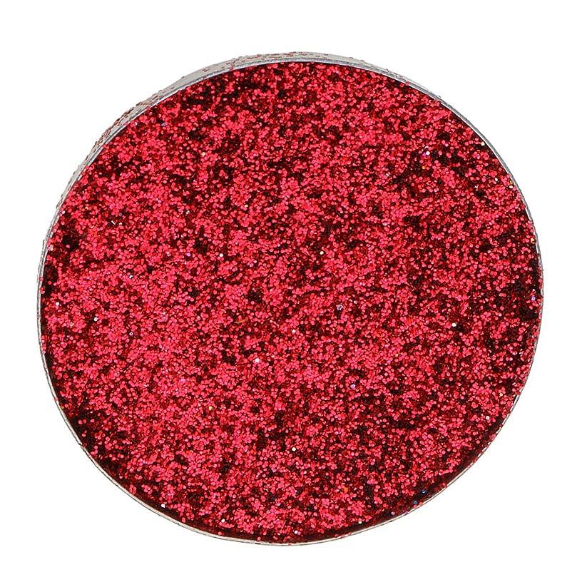 トランペットオーディションの配列SONONIA ダイヤモンド キラキラ 輝き メークアップ 若々しい アイシャドー 顔料 長持ち 全5色 - 赤
