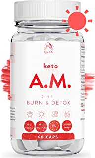 Keto Plus Original AM (45 DIAS) - Quemagrasas potente para