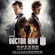 Murray Gold:doctor Who - The Day Of The Doctor / The Time Of The Doctor