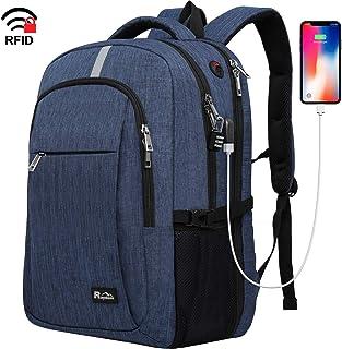 USB Charging Port Business Backpack SKL Basic Laptop Water Resistant Computer