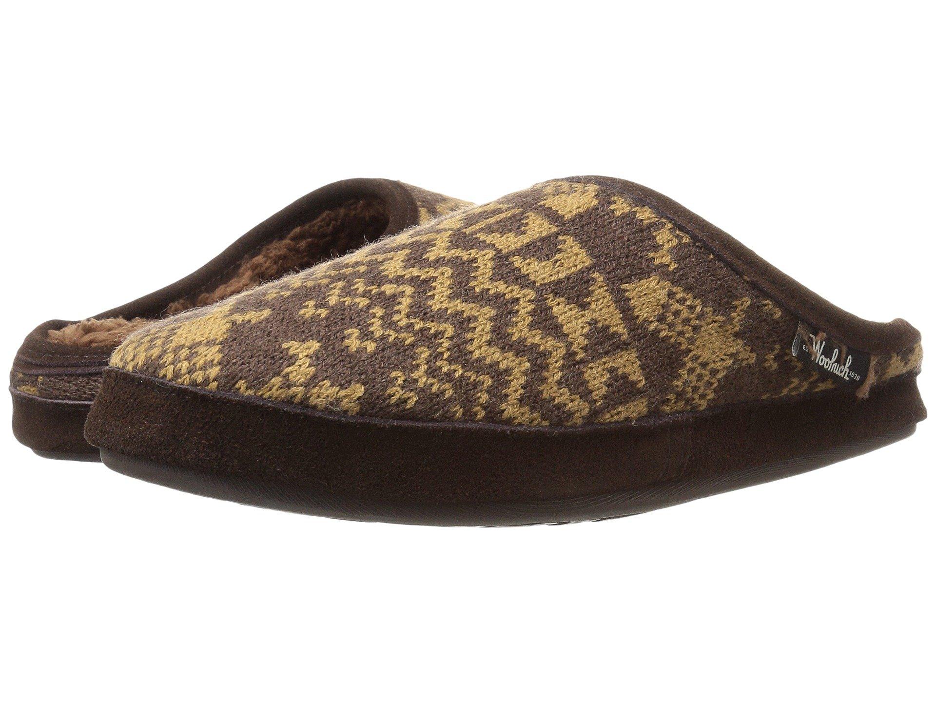 Zapato de Descanso para Mujer Woolrich Whitecap Knit Mule  + Woolrich en VeoyCompro.net