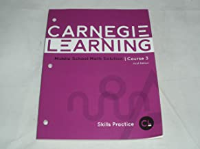 Carnegie Learning Middle School Math Solution Course 3 Skills Practice