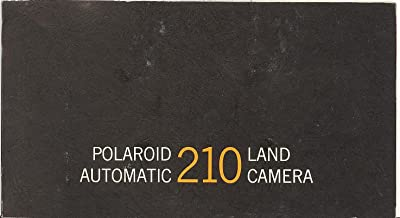 Polaroid Automatic 210 Land Camera Original Instruction Manual