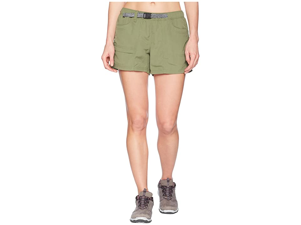 The North Face Class V Hike Shorts (Four Leaf Clover) Women