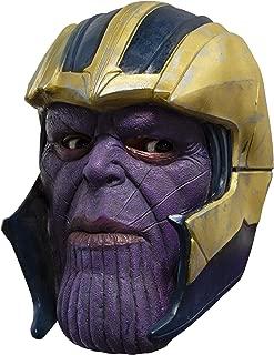 Marvel: Avengers 4 Adult Thanos 3/4 Mask Adult Costume