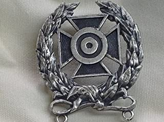 army shooting badges