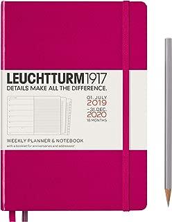 Best leuchtturm1917 a6 planner Reviews