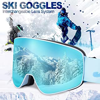 Best ski goggles with diopters Reviews