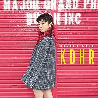 【Amazon.co.jp限定】KDHR(TYPE-B)(CD+M-CARD) (特典:デカジャケット)付