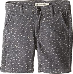 Super Soft Coastal Shorts (Toddler/Little Kids/Big Kids)